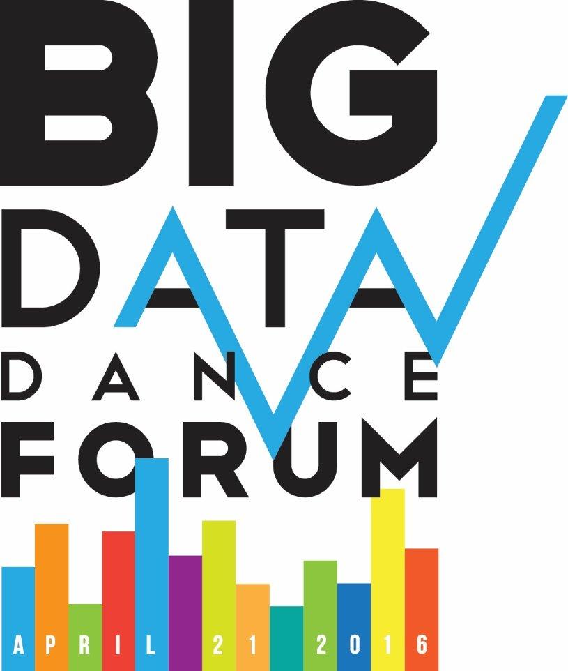 Big Data Dance Forum Logo