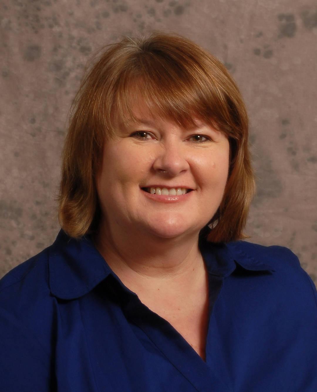 Pam Kroeger, Application Development Director :